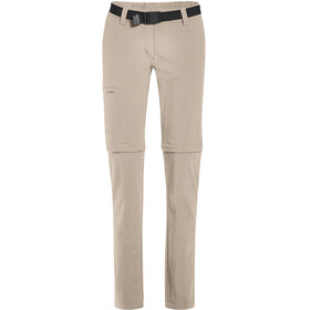 Maier Sports Inara Slim lange broek Dames Regular beige